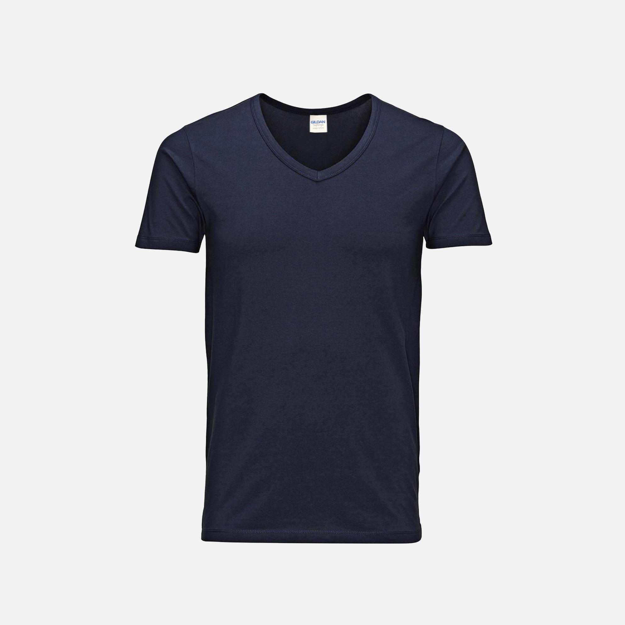 Camiseta Hombre Gildan 64V00 - Fruto Cuatro